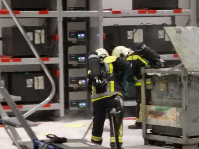 2019-04-09 Gefahrstoffaustritt 1