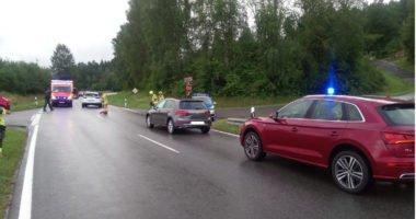 16.08.2019 – THL1 VU PKW – Bodenmais
