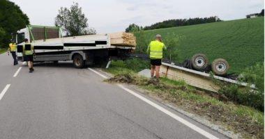 THL1 – Verkehrslenkung – VU B85 Ayrhof