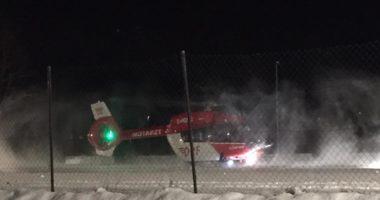 THL Beleuchtung – Hubschrauber Landeplatz ausleuchten – Kaikenried